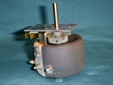 Ringstellwiderstand/Potentiometer